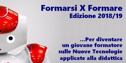 FormarsiXFormare: la terza edizione del corso-concorso per i giovani è iniziata!