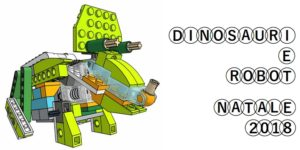 IL_LAB a Natale: Dinosauri e Robot