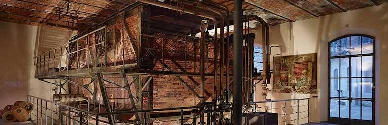 Da fabbrica a museo: il Museo del Tessuto di Prato