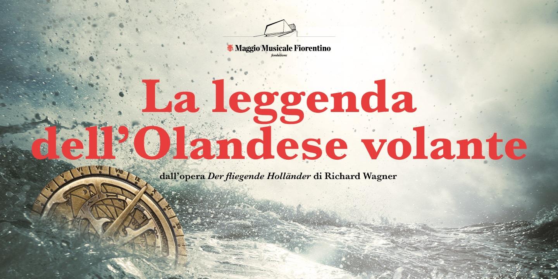 All'Opera: brani e spartiti de L'Olandese Volante