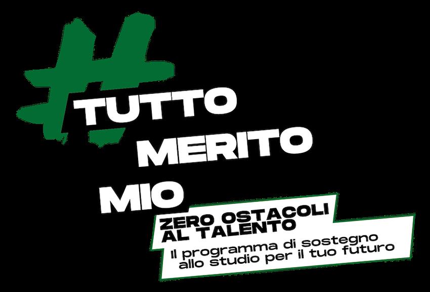 #TuttoMeritoMio 2020