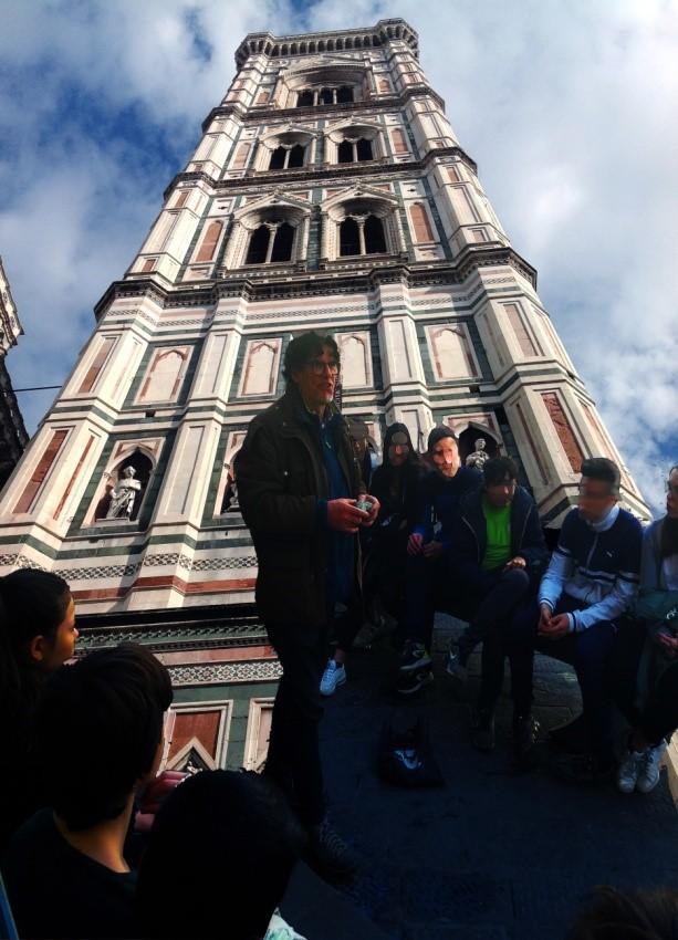 Geoart: i monumenti di Firenze tra arte e geologia