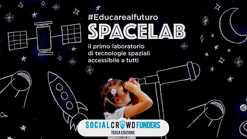 Il laboratorio di tecnologie spaziali per tutti