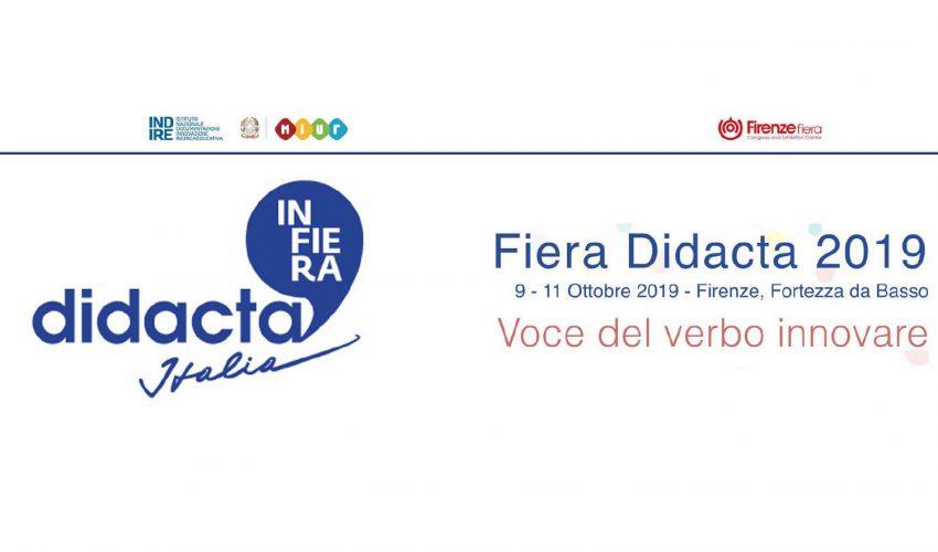 Fiera Didacta 2019: dal 9 al 11 ottobre alla Fortezza si parla di scuola