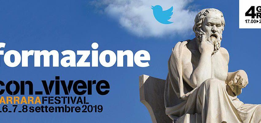 Con-vivere: il Carrara Festival 2019 su educazione e formazione