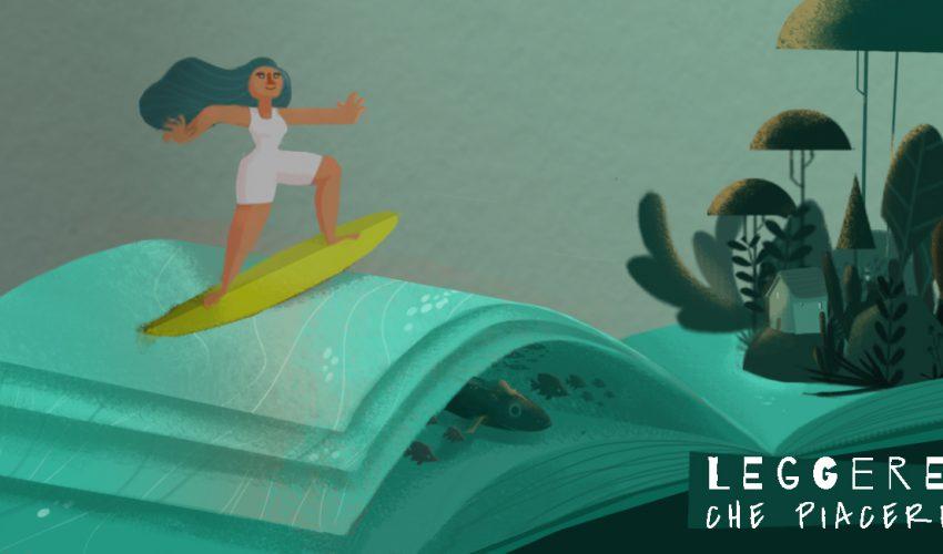 Leggere che piacere: 10 anni di storie e di libri con una nuova web app
