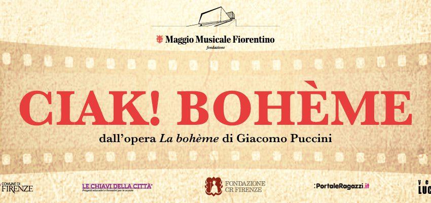 Ciak! La Bohème di Puccini per le scuole