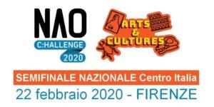 Nao Challenge 2020 semifinali regionali a Firenze