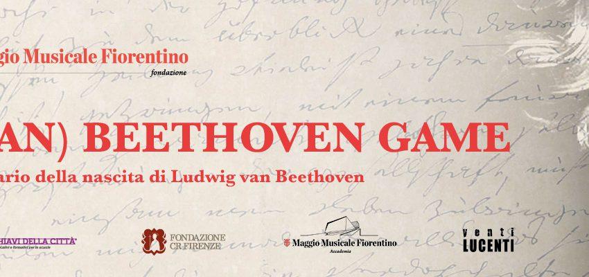 The (Van) Beethoven Game