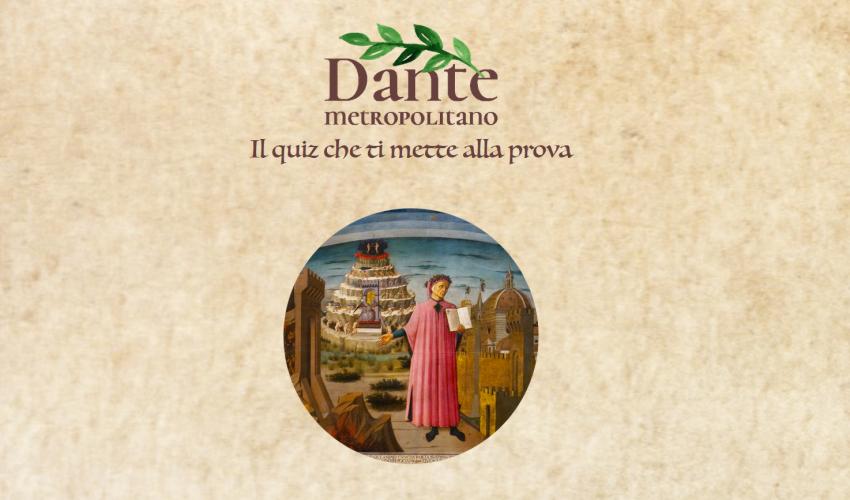 Dante Metropolitano: la piattaforma e-learning sul Sommo Poeta