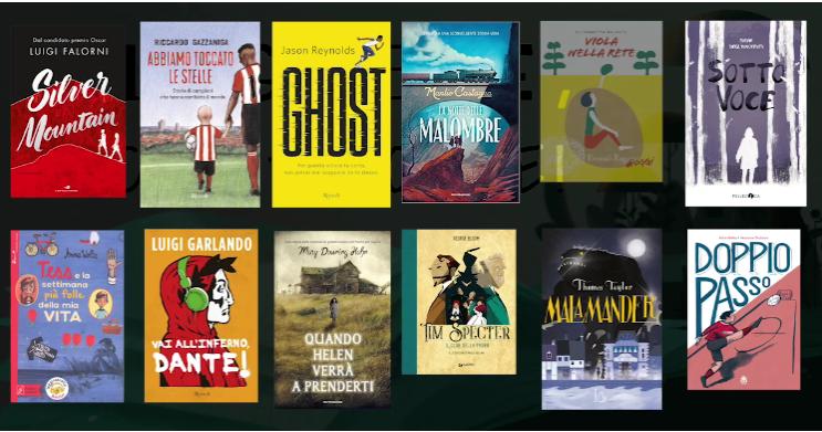 LCP 2020/21. Libri e video-racconti per lettori contemporanei
