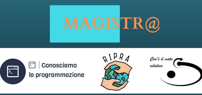 Magistr@: la premiazione del corso -concorso sulle STEM
