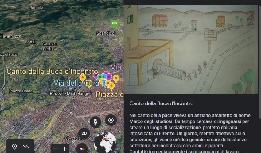 Topos in Fabula 2021: la città futura