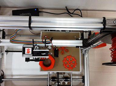 3D Modeling & Printing Club