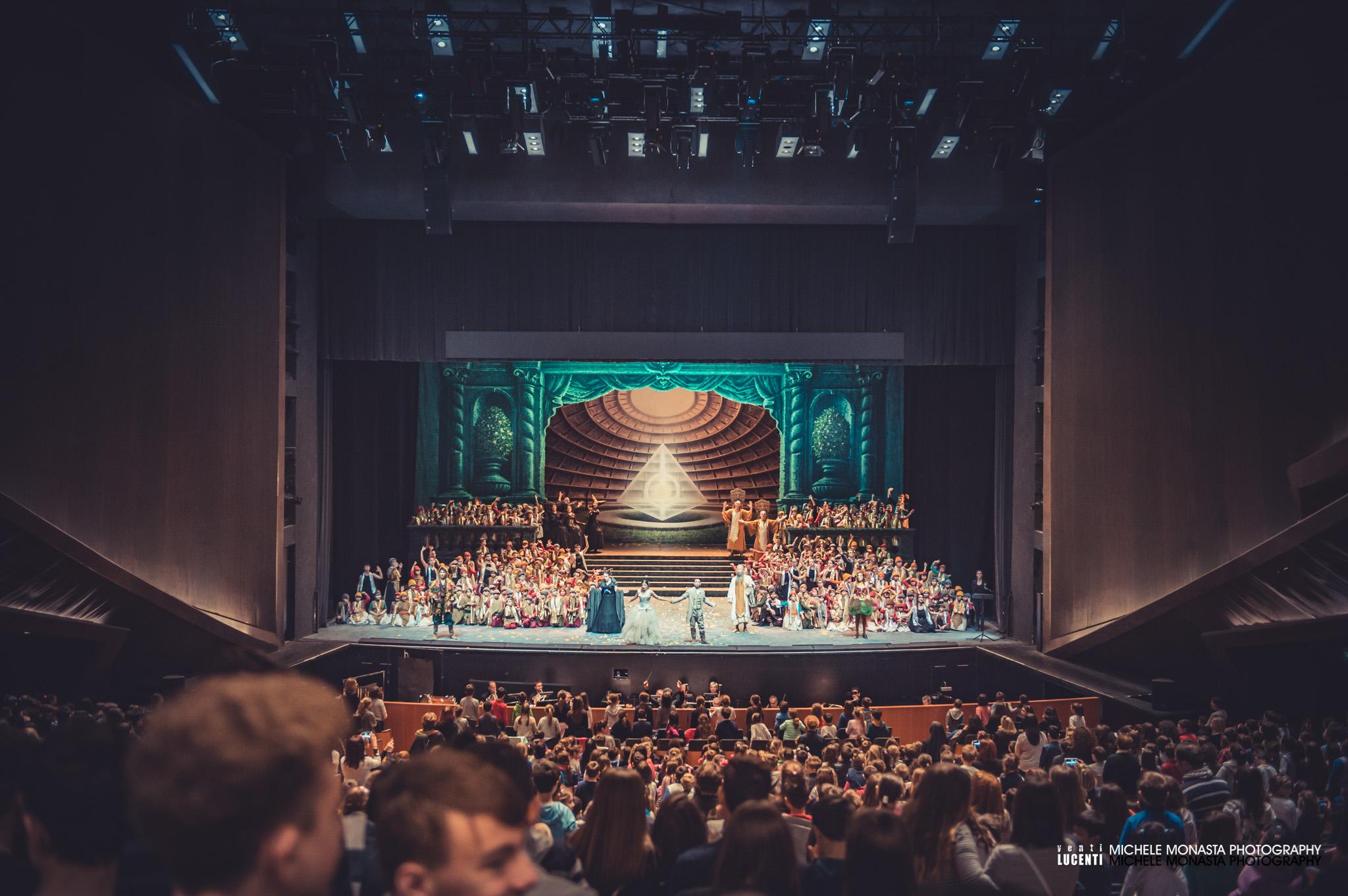 All'Opera…Le scuole al Maggio