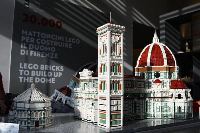 Bricks in Florence: il festival del Lego