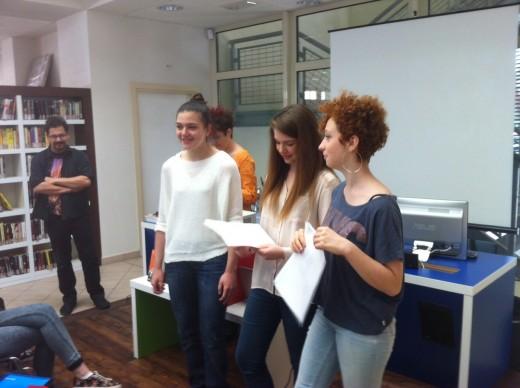 LCP 2012/13 - Premio migliore classe con Michele Mingrone