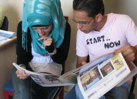 UNICEF MENA 2011