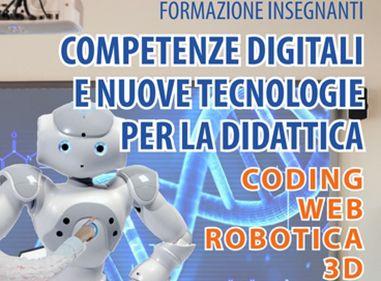 Competenze digitali e Nuove tecnologie per la didattica