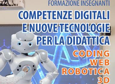 Competenze digitali e nuove tecnologie: secondo ciclo di incontri