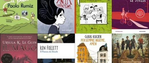 Collage di copertine dei libri di LCP 2013714
