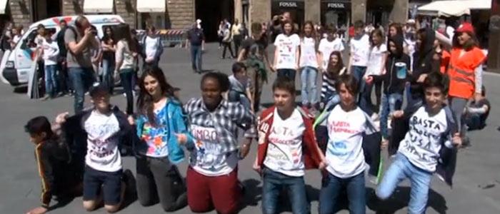 I video di Spotlab e gran finale con flash mob a sorpresa