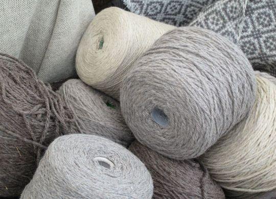 foto filato lana