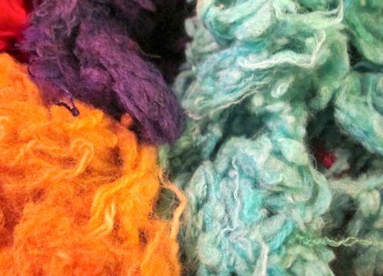 foto miniatura lana rigenerata