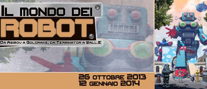 Il Mondo dei robot al Museo del fumetto a Milano