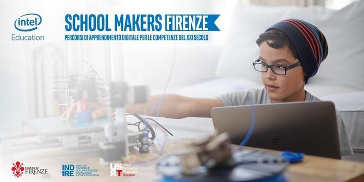 Intel school makers a Firenze: 16 dicembre l'appuntamento per i docenti digitali