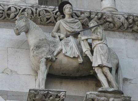 La Fiera di San Martino e la leggenda del suo mantello