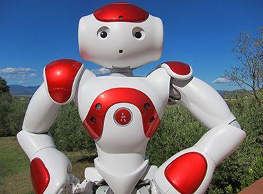 Robot @ School – Arriva NAO!