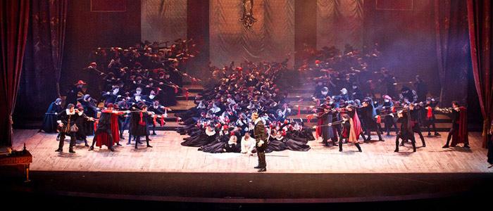 Tristano e Isotta: canto Brangania