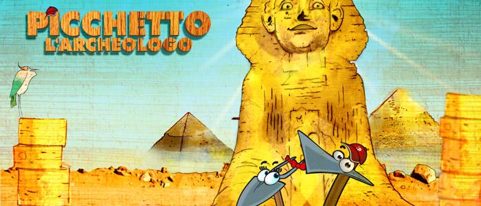 Picchetto nell'Antico Egitto: ecco i materiali per iniziare l'avventura!