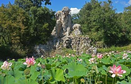 Il Parco di Villa Demidoff come non lo avete mai visto!