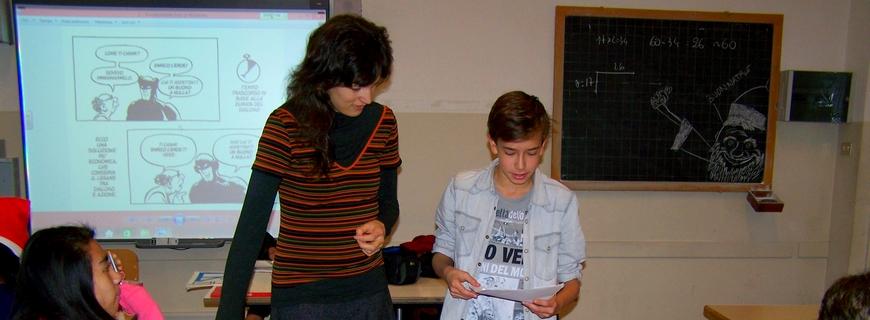 LCP 2013/14 – Premio per la classe più attiva in We:P