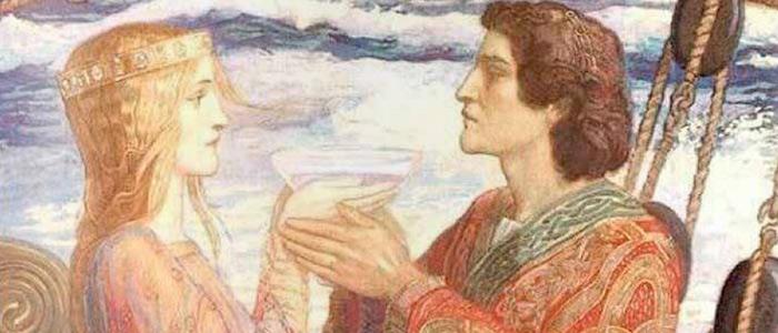 La fiaba di Tristano e Isotta